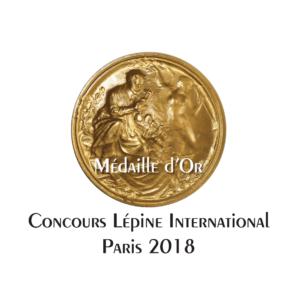 Médaille d'or du concours Lépine de KOKORO lingua, l'anglais pour les enfants