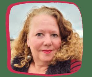 Rebecca : organisatrice d'un atelier en anglais KOKORO lingua