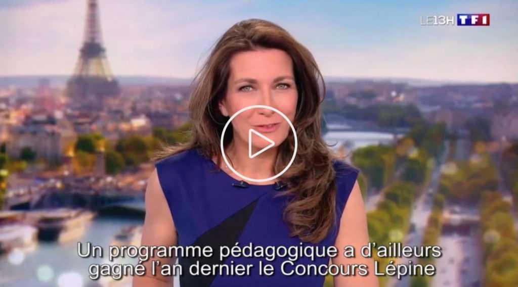 KOKORO lingua, la méthode pour apprendre l'anglais aux enfants passe sur TF1
