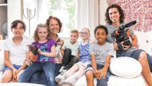 Les KOKORO kids apprennent l'anglais à votre enfant de 3 - 8 ans