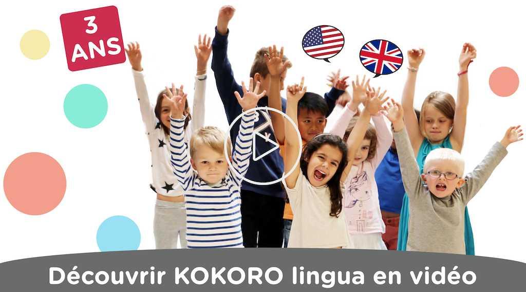 cadeau fille 3 ans pour parler anglais